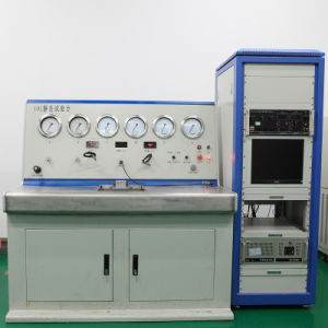 609 Electro- Hydraulic Servo Valve Static and Dynamic Performance Test Table pictures & photos