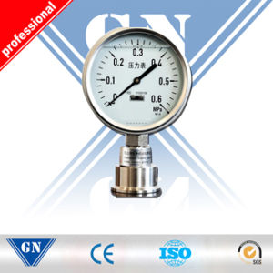 High Low Pressure Gauge for Car Manometer pictures & photos