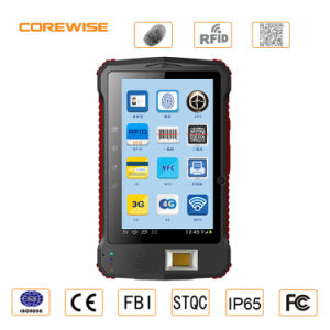 Dedicated Manufacturer of 7 Inch Waterproof IP65 Hf/UHF RFID Rugged Tablet PC