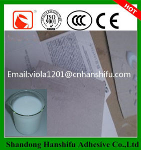 White Adhesive Sealing Compound Glue for Paper Bags pictures & photos