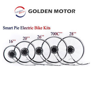 Smart Pie 5 Generation 200W-400W Electric Bicycle Conversion Kit/Electric Drive Kit/ Ebike D. I. Y Kit pictures & photos