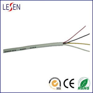 4 Core Unshielded Alarm Cable Used for Alarm Mechanisms or Security System pictures & photos