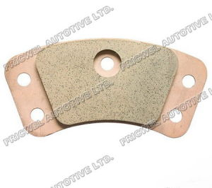 Clutch Button with One Central Hole (FDW) , Mack Clutch Button pictures & photos