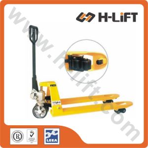Hydraulic Hand Pallet Truck PT-Bf Type pictures & photos