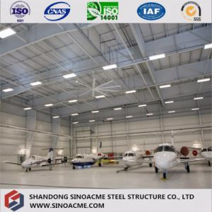 Sinoacme Prefabricated Steel Structure Hangar for Aircraft pictures & photos