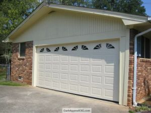 Sectional Garage Door with Good Quality and Price pictures & photos