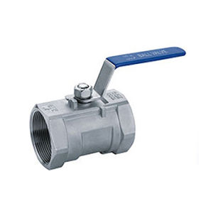 One-Piece Manual Internal Thread Ball Valve (Q11F) pictures & photos