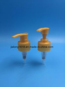 Screw Plastic Lotion Pump for Hand Lotion