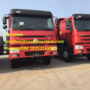 6X4 40t Heavy Duty Dump Truck for Highway Standard Load