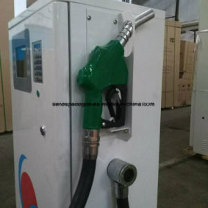 Filling Station of One Pump-One Flow Meter-One LCD Display-1200mm High pictures & photos