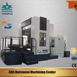 CNC Horizontal Center Machining with Import Parts pictures & photos