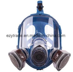 full face respirator gas mask