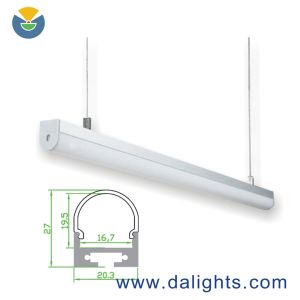 LED Aluminum Profile Dal2027r pictures & photos