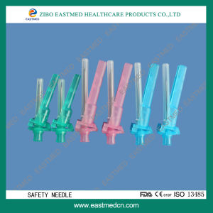 Disposable Hypodermic Needles in Blister Packing pictures & photos