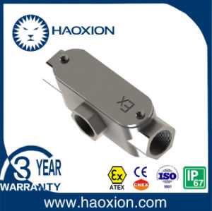 Cable Gland Made of Stainless Steel with Atex