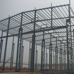 High Quality Customed Steel Structure in China pictures & photos