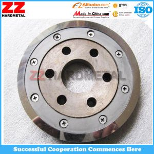 Tungsten Carbide Disc Cutter Tungsten Carbide Round Blank Carbide Disc pictures & photos
