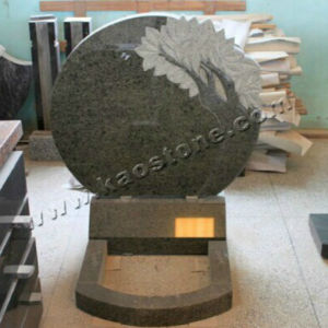Natural Stone Carving Tombstone /Momument pictures & photos