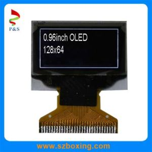 0.96inch OLED Display, 128*64 Pixel White Display Color pictures & photos