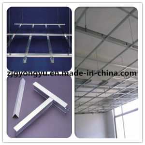 T-Grids for Ceiling Tiles