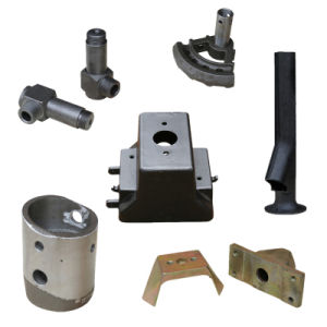 Customized Metal Casting Parts Produced by Chinese Factory pictures & photos