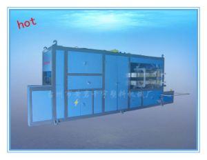 Automatic Plastic Thermoforming Machine (ZFU_750A)