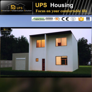 Prefab Villa Two Storey Prefab House with Luxury Decorations pictures & photos