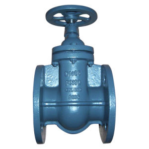 Brass Seat Gate Valve DIN3352 F4 Non Rising Stem Pn10-16 pictures & photos
