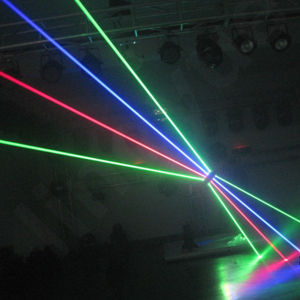 china stage light spider moving head full color disco dj laser