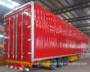 45 Feet Container Semitrailer pictures & photos