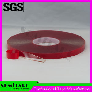 Somi Tape Sh362 Commercial Grade Heat Resistant Double Sided Thick Foam Tape pictures & photos