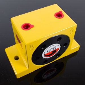 China Ningbo Pneumatic Products Air Industrial Hopper Vibrator Motor Gt-32