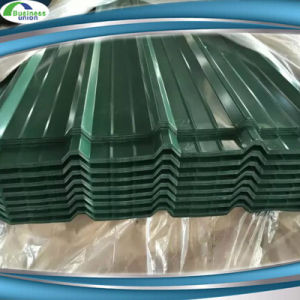 Mobile Home Steel Roof Sheets House Roofing Plates and Screws