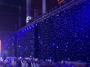 LED Star Light Curtain for Event Show