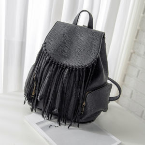 Vintage Bags for The Young New Tassel Backpack