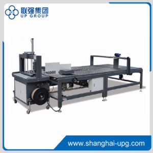 Lqjdb-1000A Full Automatic Double-Hand Paper Box Strapping pictures & photos