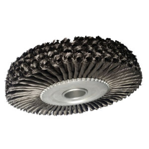 Twist Steel Wire Wheel for Drill pictures & photos