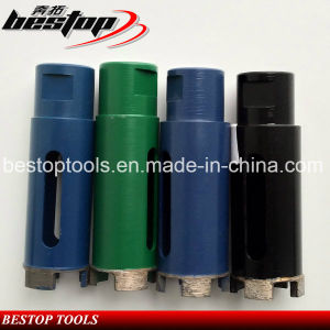 Bestop Dry Diamond Core Drilling Bits for Granite and Stone pictures & photos