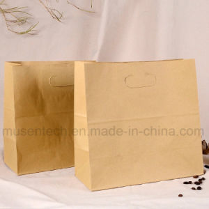 Fast Delivery Price Take Away Brown Paper Lunch Bags