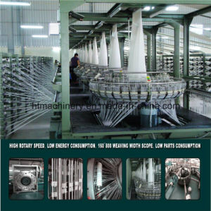 Six Shuttle Circular Loom Machine