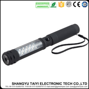 3W LED Worklight+Magnetic Flashlight Torch pictures & photos