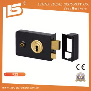 Bit Key Rim Lock Horizontal with Follower - 923 pictures & photos