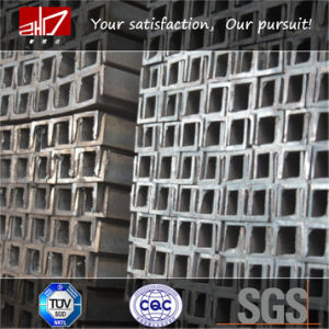 U Channel Steel with En Standard
