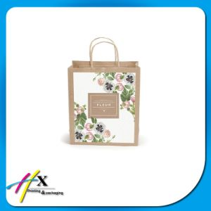Wholesale Kraft Paper Bag for Gift Packaging pictures & photos