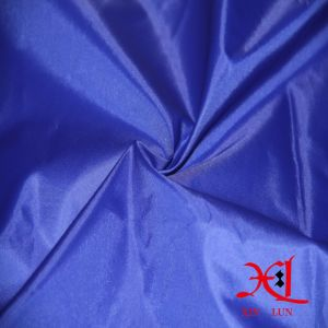 190t PU Coated Waterproof Nylon Fabric for Jacket/Lining pictures & photos