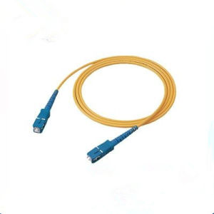 Ce Certificate LC to St Single-Mode Optical Fiber Jumper pictures & photos