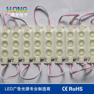 DC12V 5050 Waterproof LED Injection Module 0.72W pictures & photos
