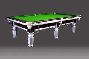 Chinese Ball Billiards Table China Pool Table Steel Cushion - Chinese pool table