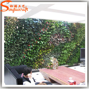 Home Decoration Artificial Plants Grass Wall pictures & photos