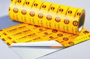 PE Film Tape for Surface Protection (DM-019) pictures & photos